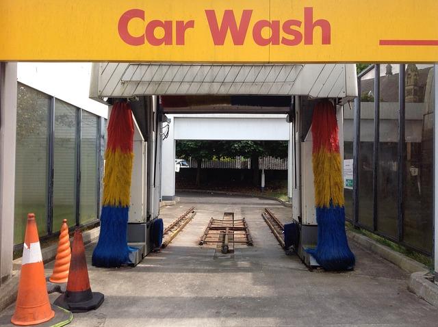 auto myjnia Warszawa