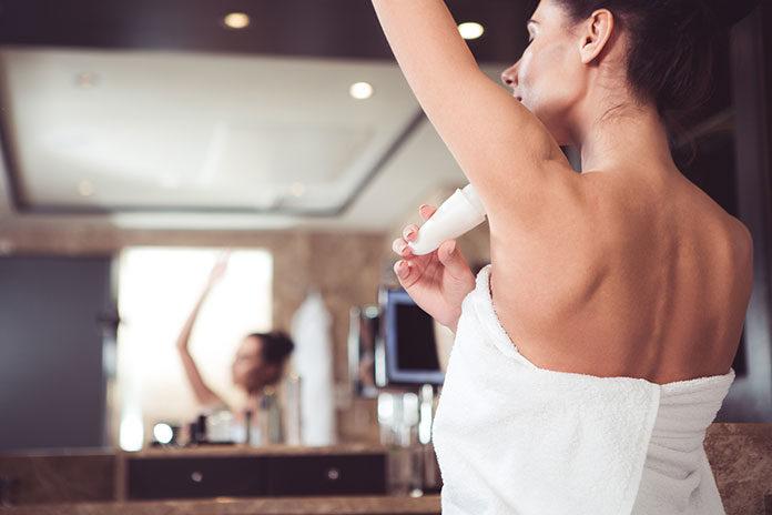 TOP 5 dezodorantów dla kobiet