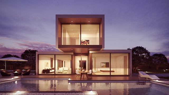 Duży dom czy mały domek