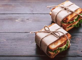 Pomysły na kanapki do szkoły lub pracy