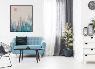 Leśny plakat, czyli dekoracja, która zbliży nas do natury