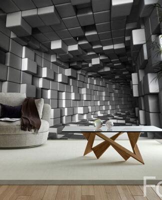 Fototapety 3D biją rekordy popularności