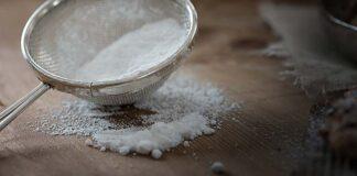 Ciasto z mąki ryżowej